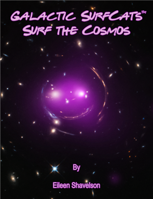 Galactic SurfCats Surf the Cosmos